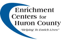 Enrichment Centers for Huron County Logo